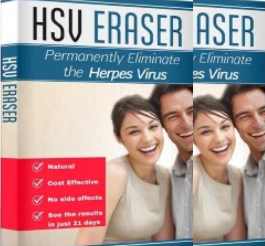 Herpes Erased (HSV Eraser Program) Review - New Herpes